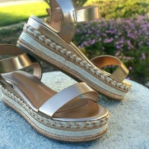 Shoes - LILY Hello Spring Sandal - ROSE GOLD